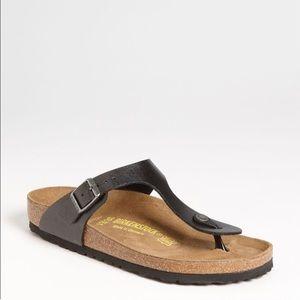Gently worn Birkenstock